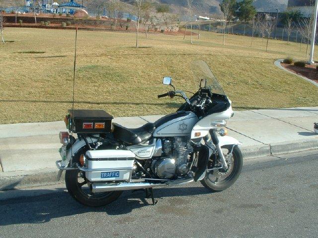 KZ1000 Police